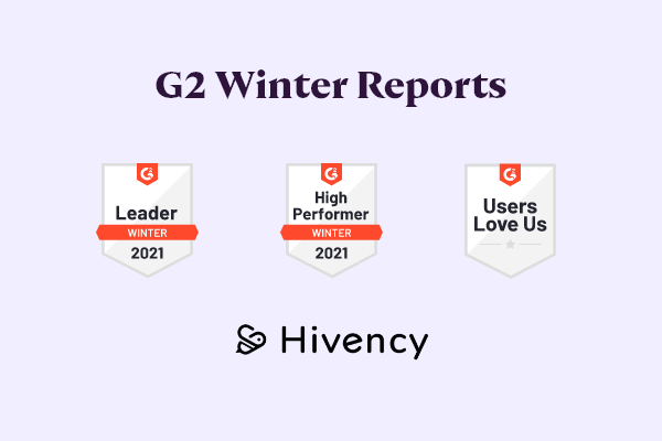 G2 report Hivency