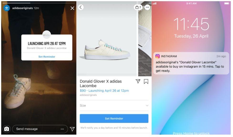 Hivency_nouvelles fonctionnalités Instagram