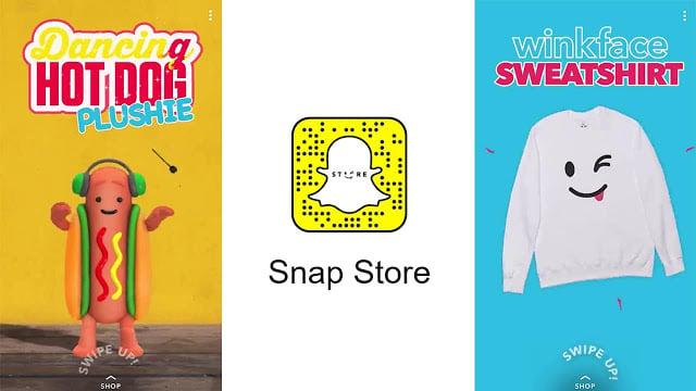 Le social commerce arrive: Instagram, Snapchat, Pinterest, les applications activent la fonctionnalité shopping !