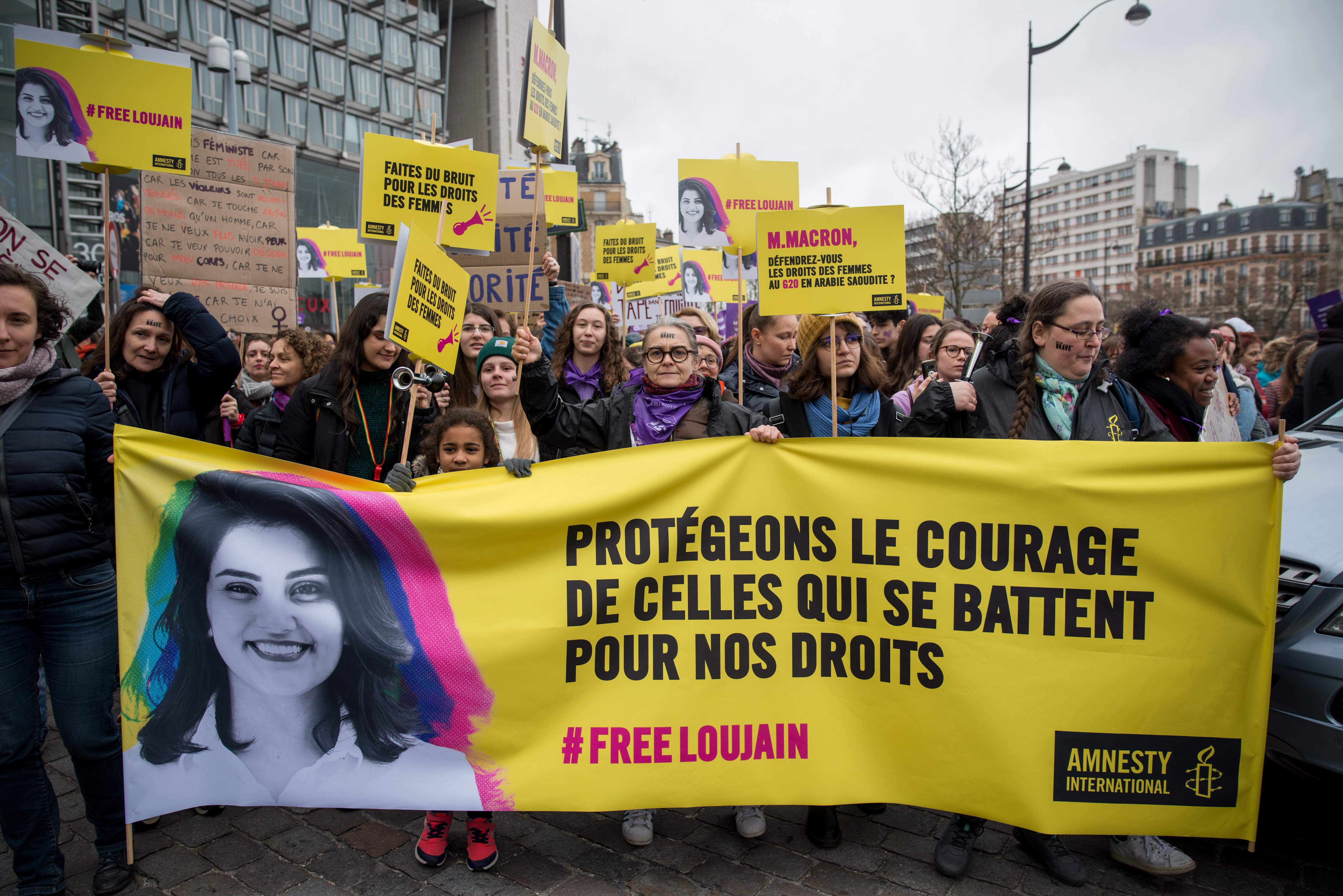 Marketing influence Amnesty International Hivency Le Blog 2