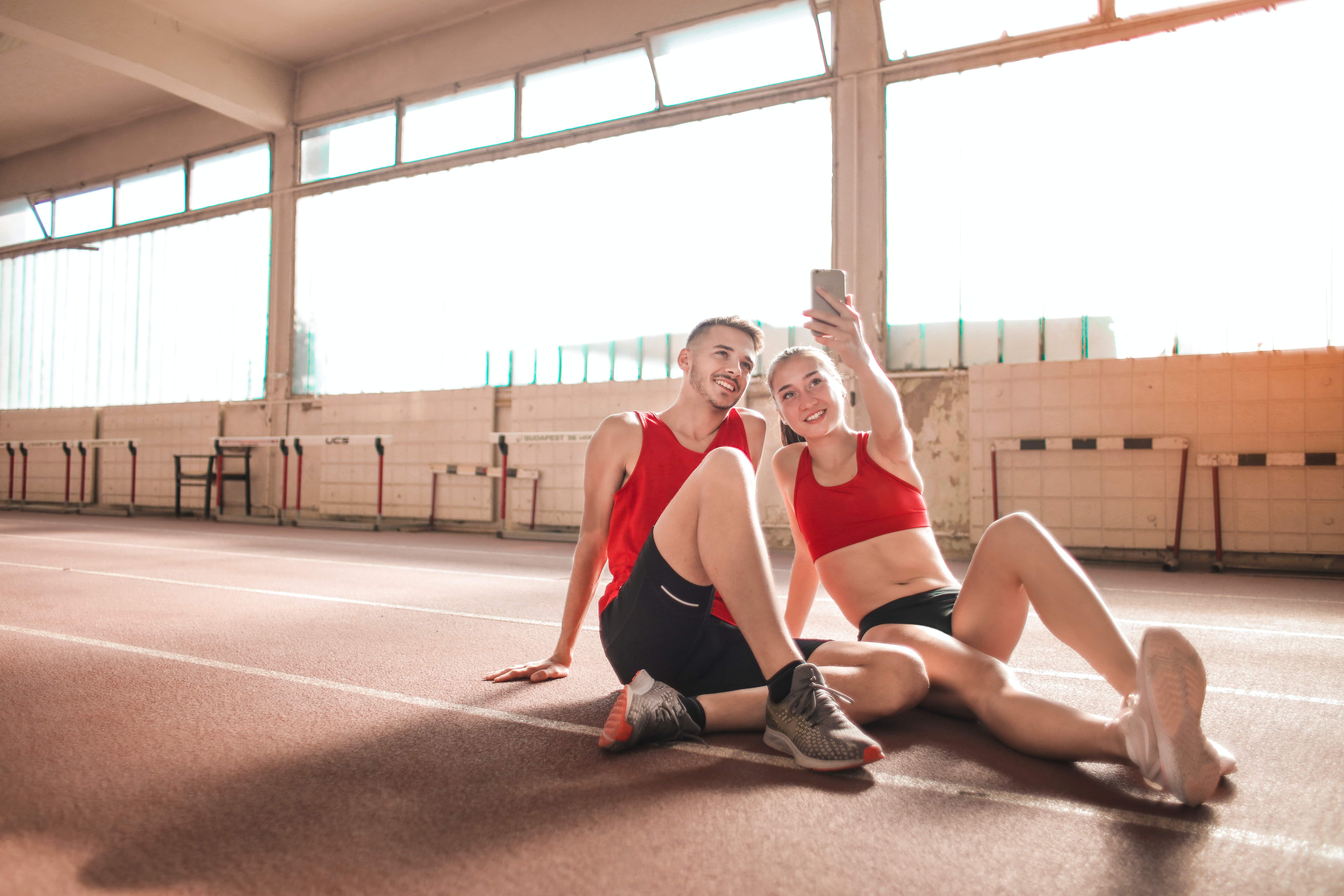 Marque sport  stratégie marketing influence Hivency Le blog-min