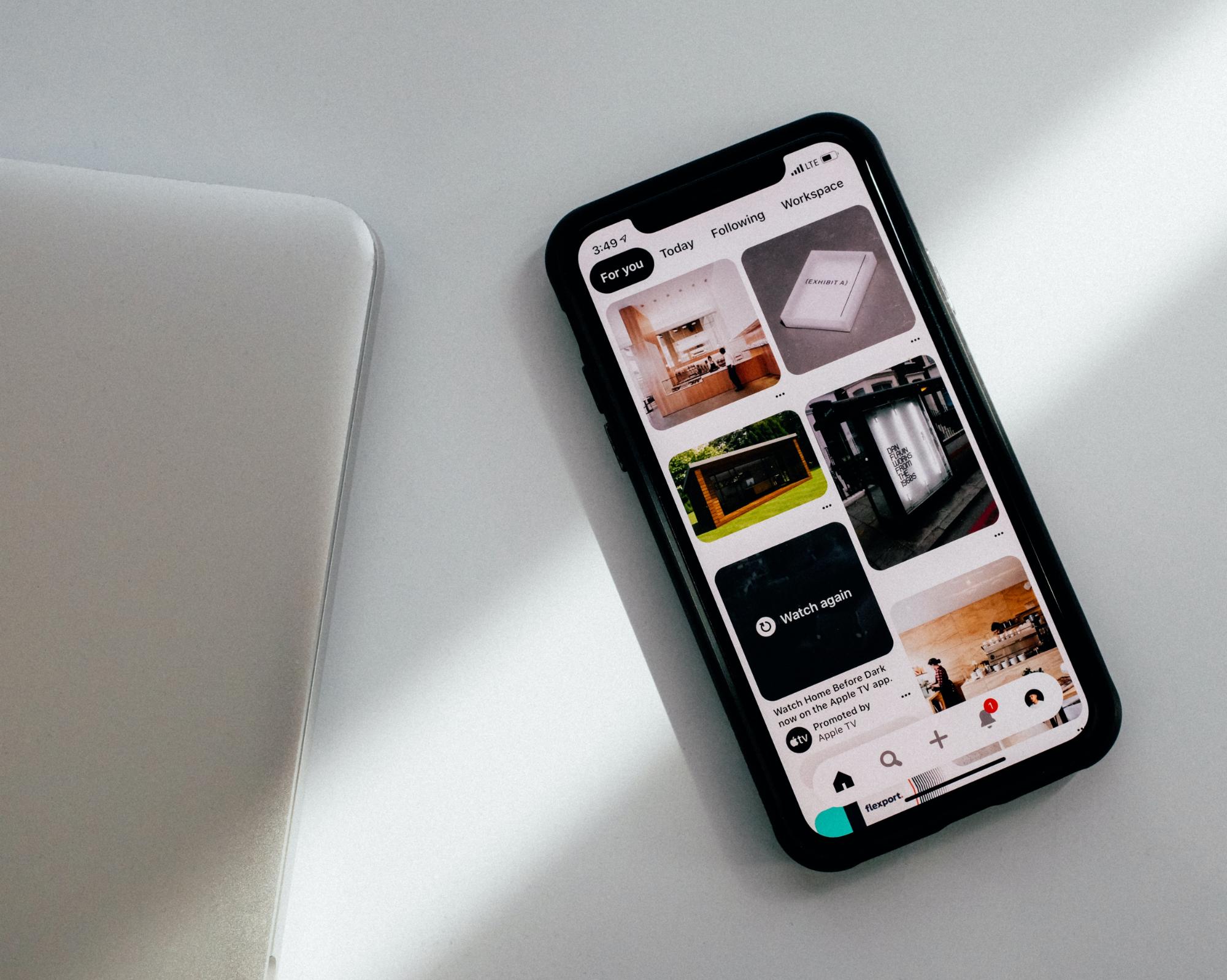 Pinterest recomendaciones influencers - Hivency