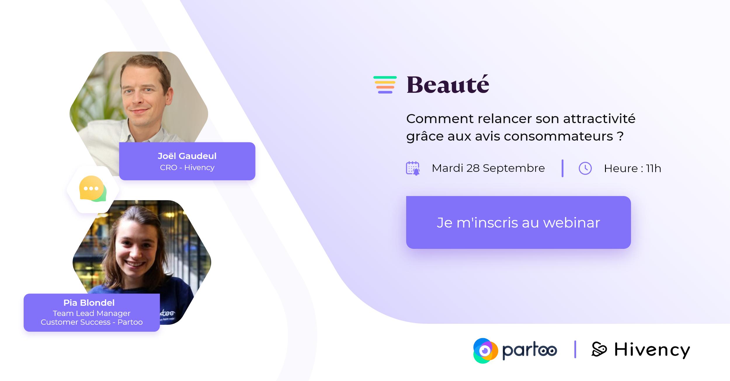 Webinar Partoo x Hivency_LinkedIn Post