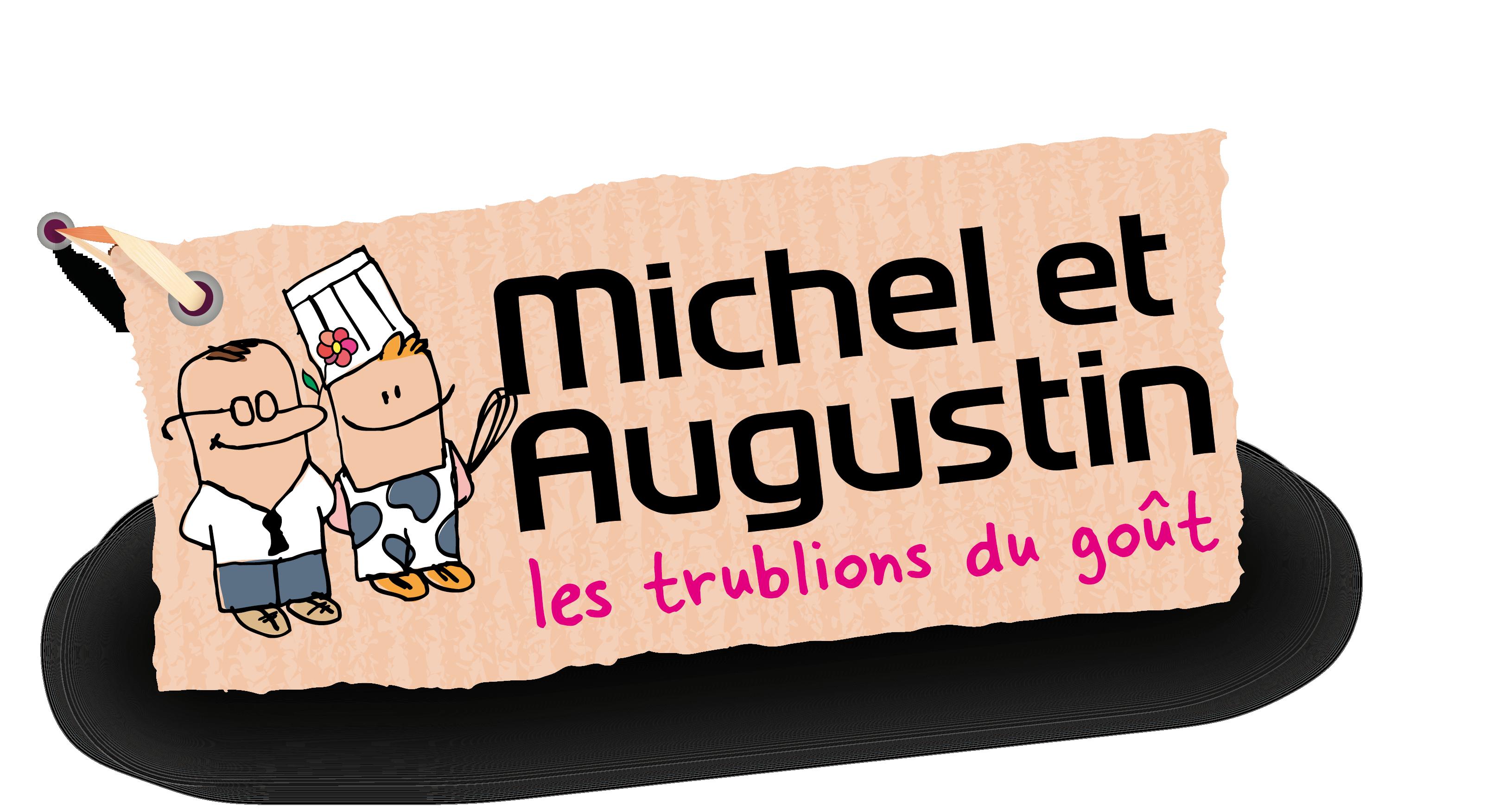 Logo HD Michel & Augustin