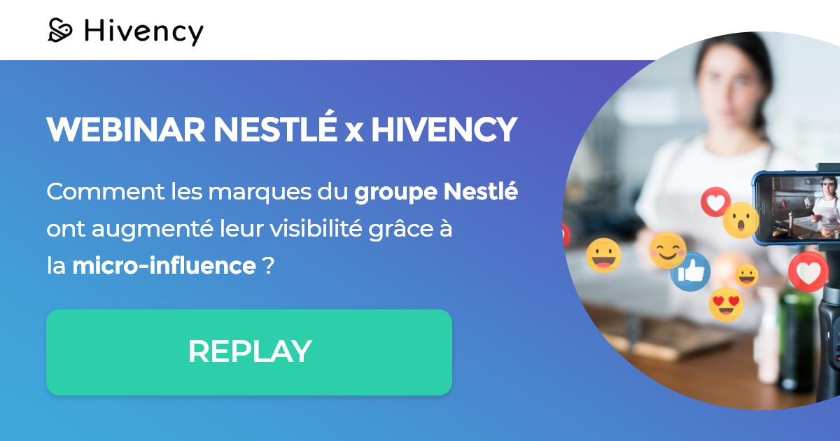 Nestlé et Hivency