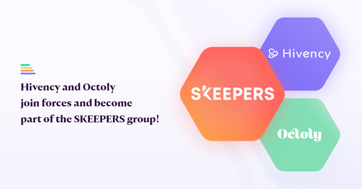 SKEEPERS x Hivency x Octoly