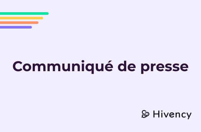 Communiqué de presse Hivency Blog_Hivency poursuit sa collaboration avec Arkopharma, leader européen des médicaments et compléments alimentaires naturels