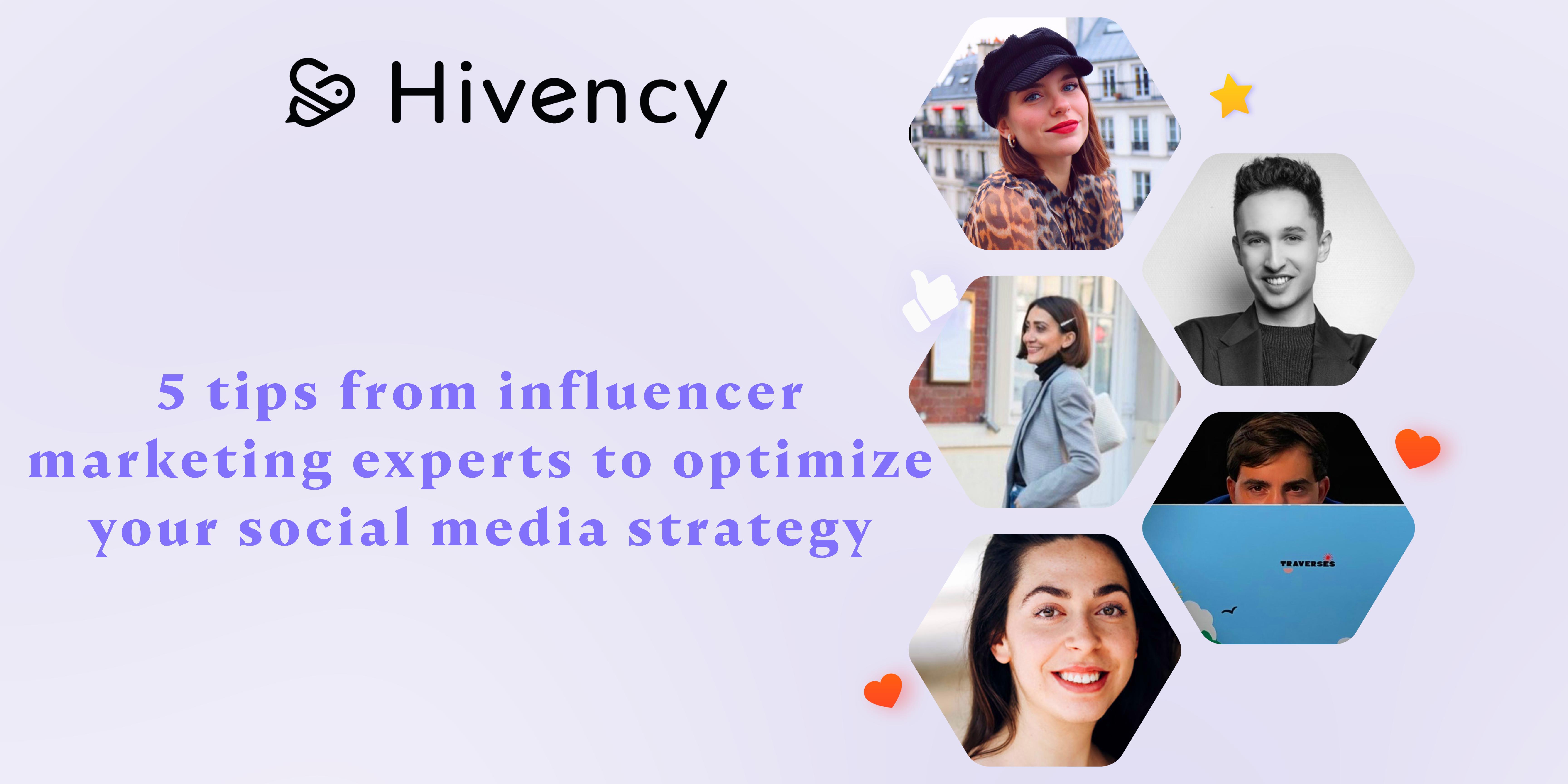 tips influencer marketing_Hivency blog