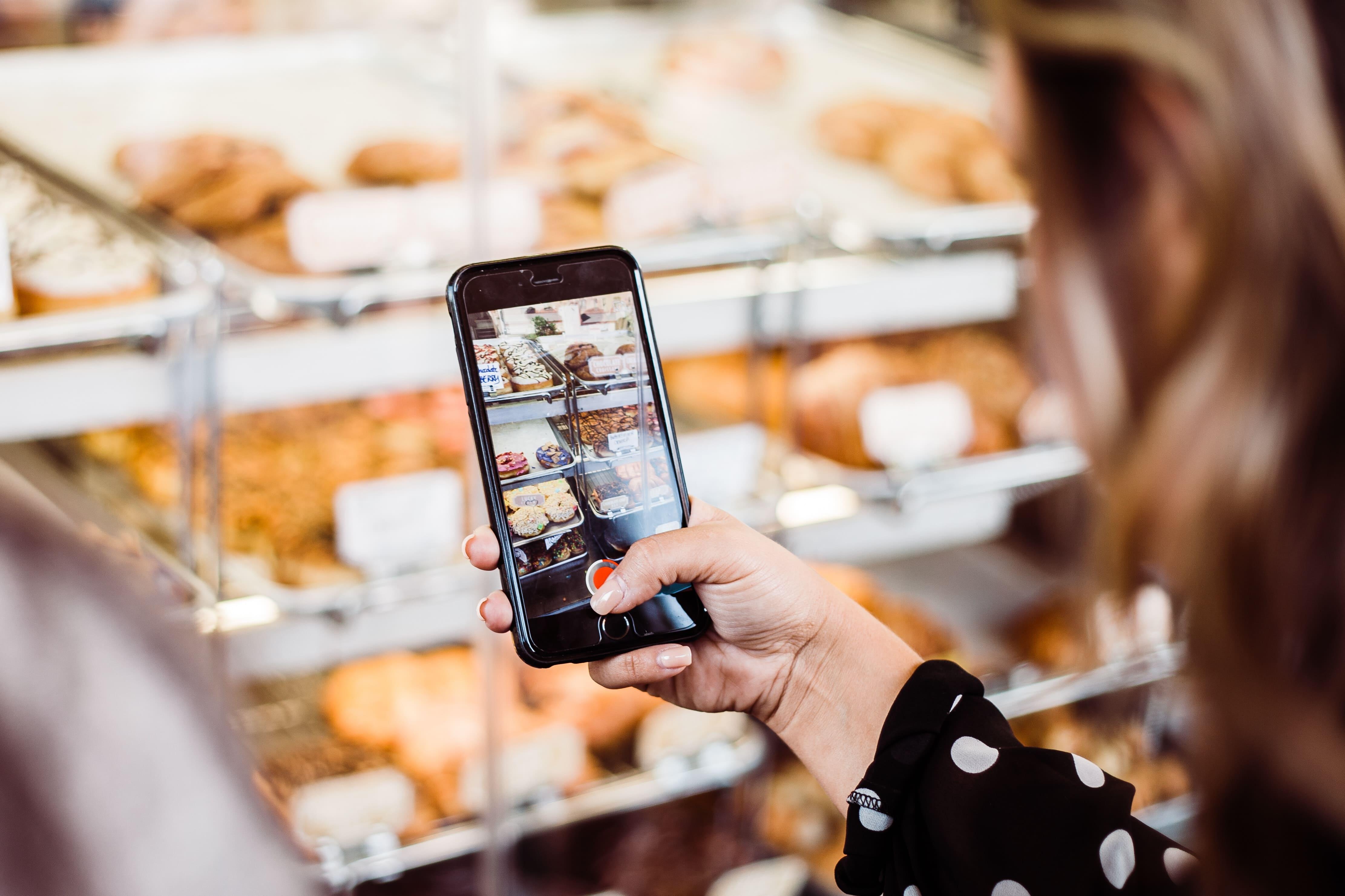 Snapchat marketplace createurs marketing influence_Hivency blog